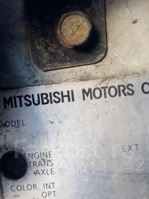 Акпп 3g83 Mitsubishi Minika H47A