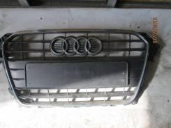 Решетка радиатора. Audi A4 Audi A4 allroad quattro, 8KH Двигатели: CAGA, CAGB, CAHA, CAHB, CCWA, CDNC, CDUC, CDUD, CGLC, CGLD, CJCA, CJCB, CJCD, CKVB...