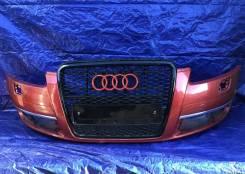Бампер. Audi S6 Audi A6, 4F2, 4F5, 4F2/C6, 4F5/C6 AUK, BKH