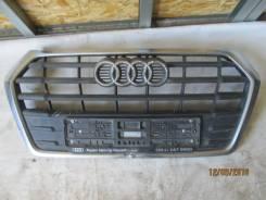 Решетка радиатора. Audi Q5, FYB Двигатели: CGWD, CVMD, CWGD, DAXB, DAXC, DAYB, DCPC, DESA, DETA, DETB, DEUA, DEUB, DJYA