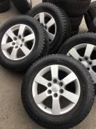 """Продам отличный комплект 18 колес на Паджеро. 7.5x18"""" 6x139.70 ET46 ЦО 86,0мм."""