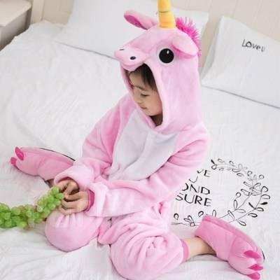 Кигуруми «Единорог розовый» на ребёнка (рост 130-140 см)! Доставка ... 532e9b09d94cc