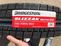 Bridgestone Blizzak Revo GZ. Зимние, без шипов, 2018 год, без износа, 4 шт