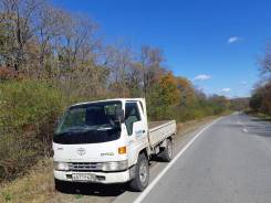 Toyota Dyna. Продается грузовик Тoyota Dyna, 1 500кг., 4x4