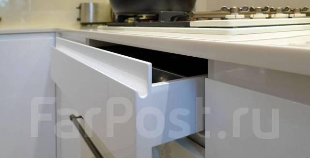 эксклюзивно кухонные фасады с интегрированной ручкой мебель во