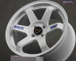 "RAYS VOLK RACING TE37 SL. 8.0x17"", 4x100.00, ET35, ЦО 73,1мм. Под заказ"