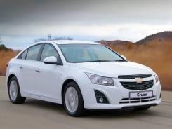 Chevrolet Cruze. Без водителя