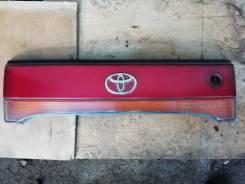 Вставка багажника. Toyota Corolla Ceres, AE101 Двигатель 4AFE