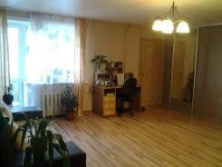 3-комнатная, улица Серышева 42. Железнодорожный, частное лицо, 70кв.м.