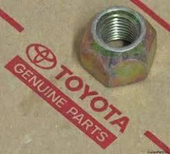 Гайка на колесо. Toyota: Platz, Corona, Lite Ace, Windom, Ipsum, iQ, Corolla, Tercel, Dyna, Raum, Vista, Sprinter, Echo Verso, Mark II Wagon Blit, Spr...
