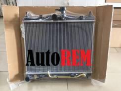 Радиатор охлаждения двигателя. Hyundai Getz, TB Hyundai Click Двигатели: D3EA, G4EA, G4EDG, G4EE, G4HD, G4HG