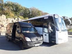 Заказ аренда автобусов от 10 до 50 мест без посредников