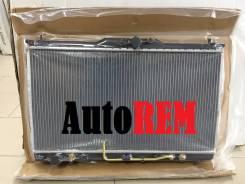 Радиатор охлаждения двигателя. Hyundai Santa Fe Classic Hyundai Santa Fe Двигатели: D4BB, D4BH