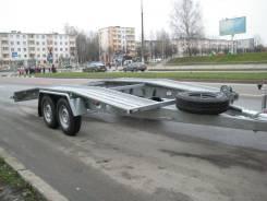 Rydwan Euro B. Продам Новый польский прицеп автовоз 4.1*2.0-2600кг, 2 100кг.