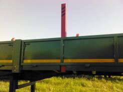 Установка раздвижных коников. переднего усиленного борта