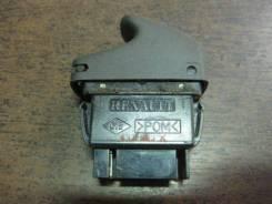 Кнопка стеклоподъемника. Renault Scenic, JA Двигатели: F4P, F4R, F8Q, F9Q, K4J, K4M