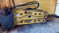 JCB JS 200. Гидромолот Delta f15