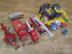 Машинки, парковка для мальчика