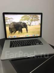 "Apple MacBook Pro 15 2010 Mid. 15.6"", 2,7ГГц, ОЗУ 8 Гб, диск 320Гб, WiFi, Bluetooth, аккумулятор на 3ч."