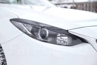 Накладка на фару. Mazda Mazda3, BM Двигатели: P5VPS, PEVPS, SHY1, ZMDE