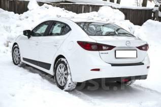 Накладка на стоп-сигнал. Mazda Mazda3, BM Двигатели: P5VPS, PEVPS, SHY1, ZMDE
