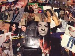 Гора Плакатов различных артистов 2000 - 2008 гг