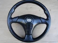 Руль. Toyota: Corolla Spacio, Vitz, Sprinter Trueno, Echo, Corolla, Probox, Sprinter Marino, Yaris Verso, Funcargo, Sprinter, Celica, Carina, Yaris, E...