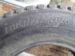 Bridgestone Blizzak. Зимние, без шипов, 2013 год, 5%, 1 шт