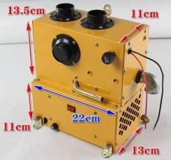 Автономный газовый отопитель 12 вольт