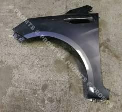 Крыло. Kia Rio, QB Двигатели: G4FA, G4FC