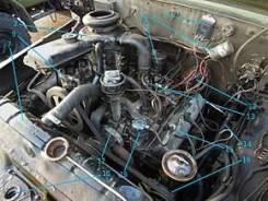 Двигатель в сборе. ЗИЛ 130