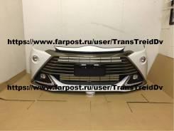 Бампер передний Toyota Aqua Late G`s поздняя версия NHP10