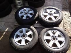 """ASA Wheels. 6.5x15"""", 5x100.00, 5x114.30, ET48, ЦО 72,0мм."""