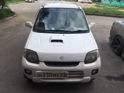 Suzuki Kei. Без водителя