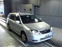 Toyota Corolla Fielder. ZZE1220036891, 1ZZFE