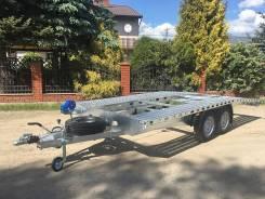 Rydwan. Новый прицеп автовоз к легковому автомобилю(), 2 100кг.