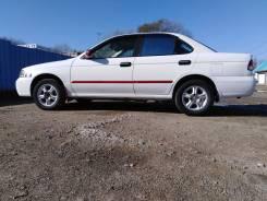 Nissan Sunny. автомат, передний, 1.5 (105л.с.), бензин