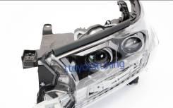 Фара. Toyota Land Cruiser, URJ200, URJ202, URJ202W, VDJ200 Двигатели: 1URFE, 1VDFTV, 3URFE