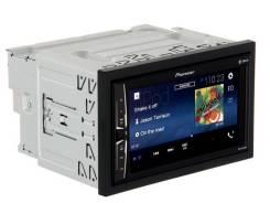Автомагнитола Pioneer MVH-A200VBT/USB/MP3/iPod про/Блютуз/2DIN