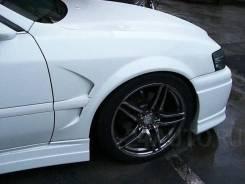 Пластиковые крылья Kunny'z +15мм для Toyota Chaser 100