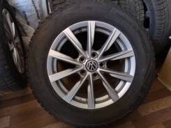 Продам зимние колёса 215/60/16 на фольксваген