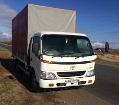 Toyota Dyna. Продаётся грузовик , 5 300куб. см., 3 500кг., 4x2