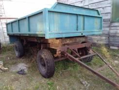 РМЗ 2ПТС-4.5. Продам прицеп тракторный, 4 000кг.