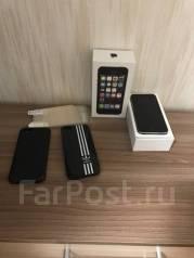 Apple iPhone 5s. Б/у, 16 Гб, Черный, 4G LTE