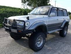 Кузов Целый НЕ Пиленный Toyota Land Cruiser 80/81