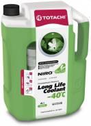 Антифриз TOTACHI SUPER (NIRO) LLC GREEN (-40С) 4л