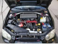 Интеркулер. Subaru Impreza, GDB, GGB