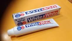 Зубная паста White and white Japan. Под заказ