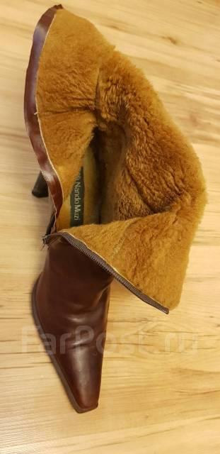 0d4d2bd8a48 Сапоги женские зимние Nando Muzi Италия - Обувь во Владивостоке