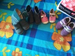Вещи и обувь на девочку